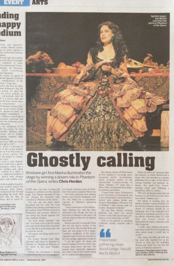 The Sunday Mail 2007