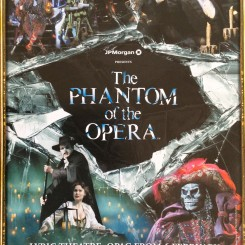 The Phantom of The Opera AU/NZ Tour Poster 2008/2009