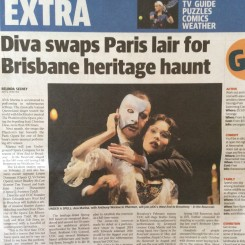 Courier Mail 2016
